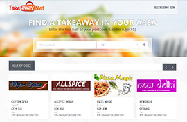 Take Way Net is a restaurant portal. Peoples can order for foods from different restaurants by this system. It's developed with PHP, MySQL, jQuery, Ajax.