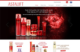 Astalift is a system for products of Astalift Brand. Peoples can see the available products and specifications of the products. The system is developed with PHP, MYSQL, javascript, jQuery, Ajax.