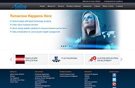 Fusion info Tech Ltd. is a IT Business  website. It's developed with Wordpress.